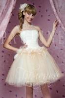 Короткие свадебные платья PAULINE ,Коллекция Миниатюры