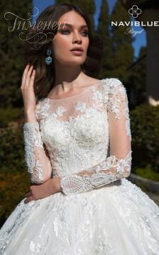 7073bf6c09d Свадебные платья Naviblue Royal - Свадебный дом Гименей